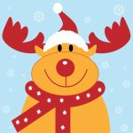 ST MARY'S PRIMARY SCHOOL / Rudolph The Red-Nosed Reindeer